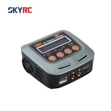 Skyrc S60 60 W 100-240 V AC Balance Charger/Discharger untuk 2-4 S Lithium Lipo lihv Life Lilon NiCd NiMH PB RC Drone Mobil(China)