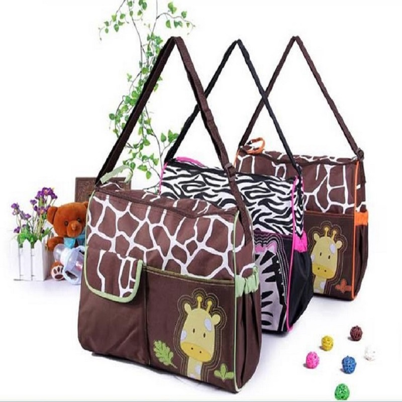 2018 Summer Style Animal Baby Diaper Bag Mummy Ny Zebra Or Giraffe Babyboom Multifunctional Fashion Infane Shoulder In Bags From Mother