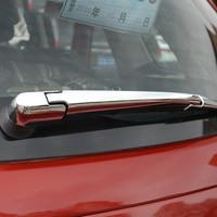IMTFOO ABS CHROME REAR WINDOW WIPER BLADE COVER MOLDING FOR SUZUKI VITARA 2015 2016 2017 ACCESSORIES CAR STYLING