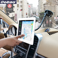 Gooseneck Tubulação Macia Janela Do Carro de Sucção Montar Titular Do Dashboard para 3.5-5.5 polegada Do Telefone Móvel & 9-10 polegada Tablet PC Stand