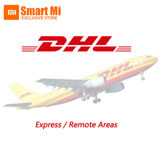 DHL Shipment and DHL Remote Areas