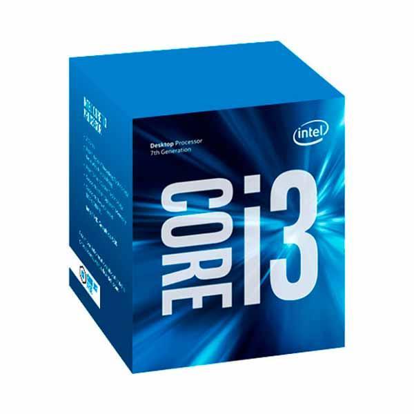 CPU Intel I3 7100 Socket 1151 Kaby Lake 7ªgn 3.9 GHz 3 M Dual Core IGPU 51 W
