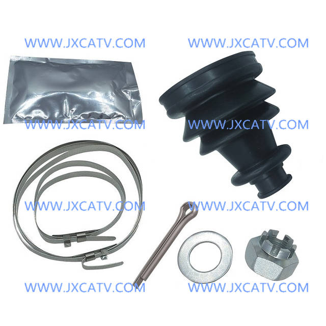 US $12 99 |CV Boot Kits of Axle Drive Shaft Front for POLARIS RANGER RZR  800 570 and RANGER 900 1000 and POLARIS BRUTUS-in ATV Parts & Accessories