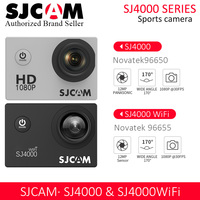 Original SJCAM SJ4000 Series Action Video Camera 1080P Full HD SJ4000 Wifi / SJ 4000 2.0 LCD Waterproof Mini Outdoor Sport DV