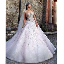 Glitter Trouwjurk.Oothandel Glitter Wedding Dress Gallerij Koop Goedkope Glitter