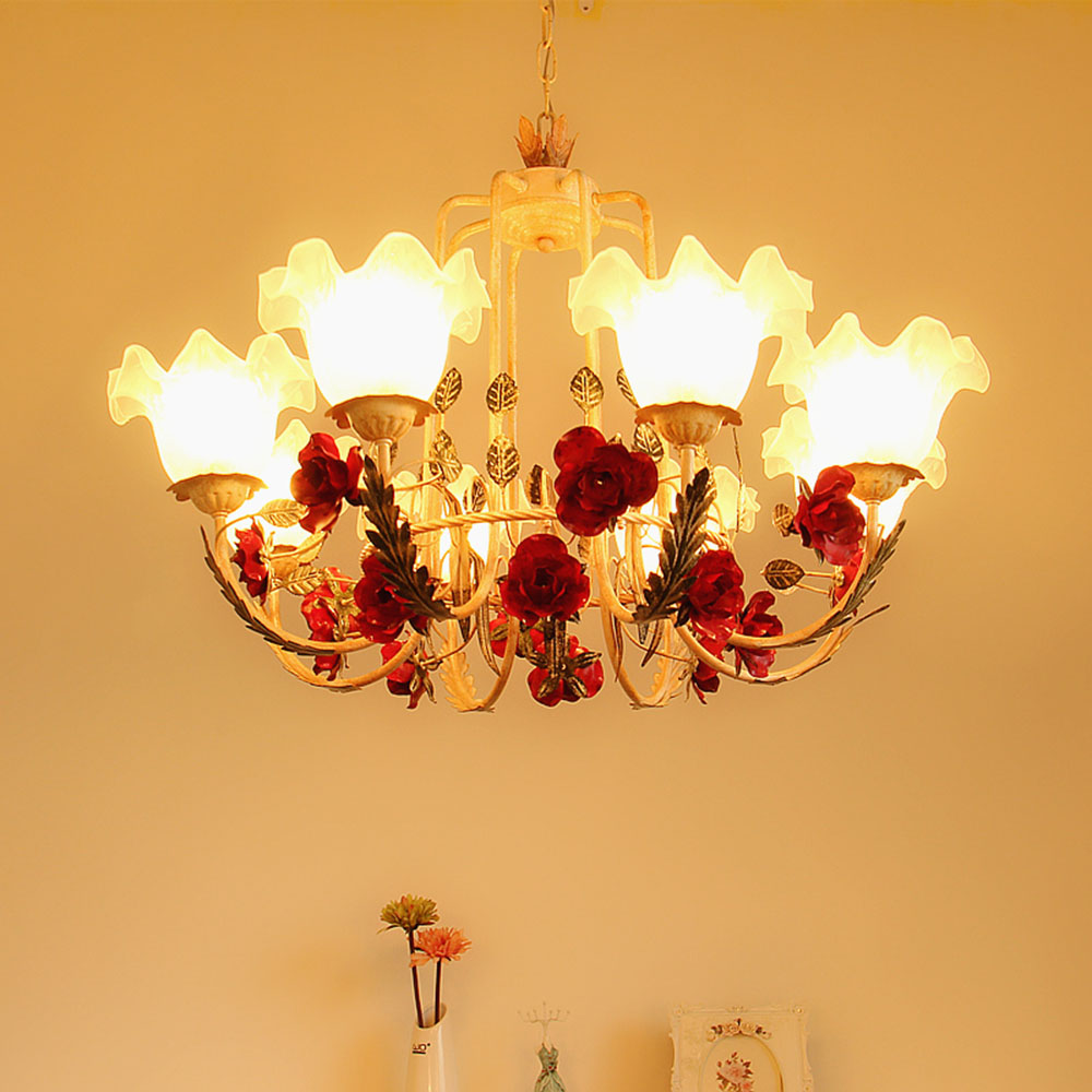 Chic Dining Room Chandeliers: Chandeliers For The Living Room LED Modern Dining Room