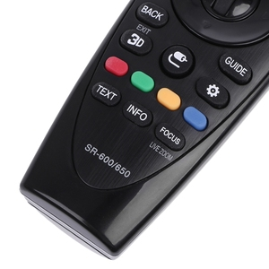 Image 5 - 1 Set Black ABS Remote Control AN MR600 For LG Smart TV F8580 UF8500 UF9500 UF7702 OLED 5EG9100