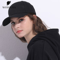 Casual Cap female Korean version baseball cap female autumn and winter casual caps for female wild fashion branded baseball caps
