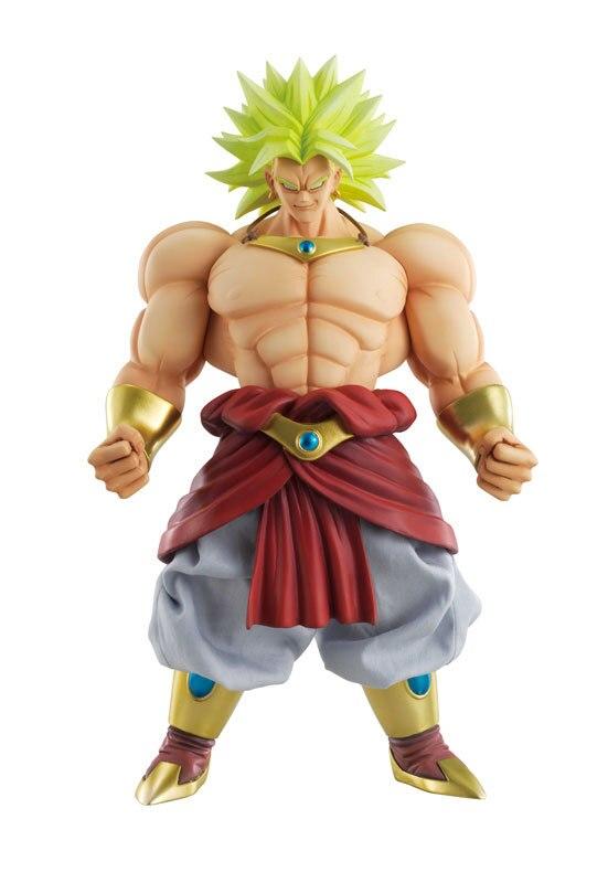 Super Saiyan Broli Dragon Ball Z DOD Dragon Ball Broli légendaire fils Goku radis Kakarotto 25 CM PVC figurine modèle enfants