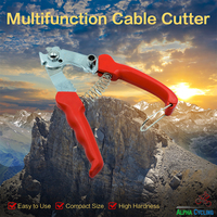 COOMA S High Quality Bike Mountain BMX Bicycle Brake Gears Wire Cable Cutter Tool Inner Outer