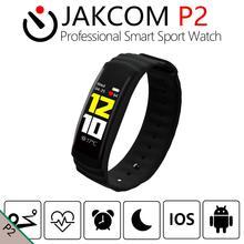 P2 JAKCOM Profissional Relógio Do Esporte como Acessórios em polar m400 Inteligente smartwatch Inteligente mi banda 2 pulseira