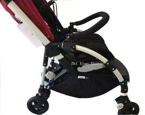 Image 4 - Akcesoria do wózka podłokietnik poręcz do zderzaka poręcz do Bugaboo Bee 5 Bee 3