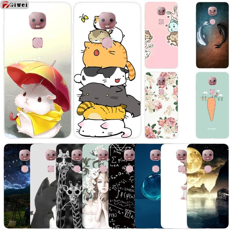 For Leeco Le Pro 3 AI Case X650 Cover TPU Soft Silicone Cases Cute Painting Capas For Letv Leeco Le Pro 3 AI x651 Cover Coque