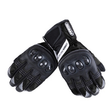 Motorcycle Gloves Electric Car Gloves Waterproof Cold Anti-Fall Riding Gloves Carbon Fiber Protection