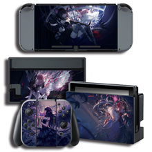 Puella Magi Madoka Magica Skin Sticker for Nintendo Switch NS Skin  Console and Controllers Protector Case Sticker Decal Vinyl
