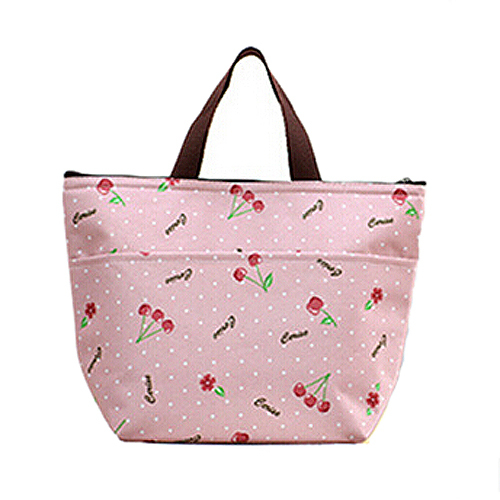 Hot Lunch Box Bag Tote Insulated Cooler Carry Bag