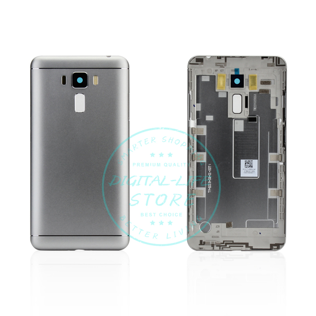 pretty nice 1fd87 21088 US $9.49 5% OFF|Aliexpress.com : Buy For Asus Zenfone 3 Laser ZC551KL  Battery Back Cover Real Housing For Zenfone 3 Laser ZC551KL Replacement  Door ...