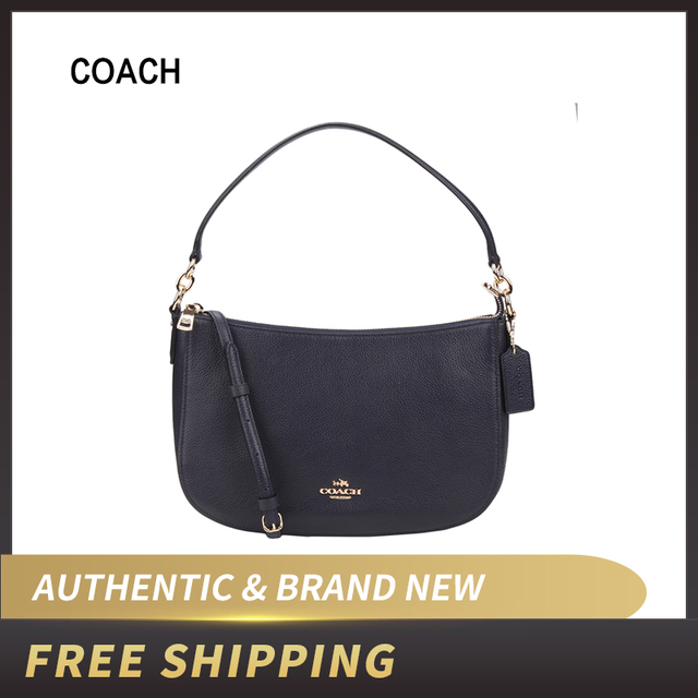 Coach Pebble Leather Chelsea Cross-body Bag