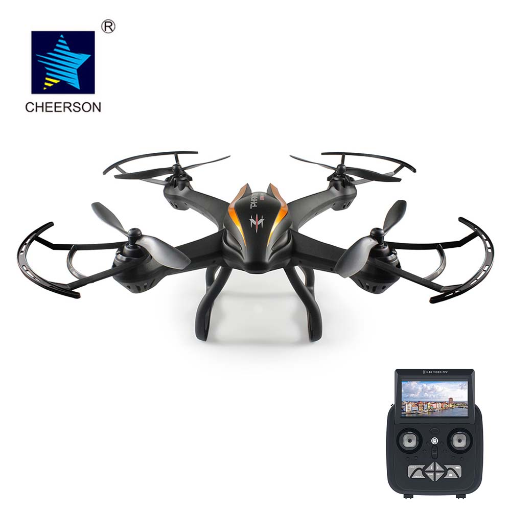 Cheerson CX - 35 RC Drone Dron With FPV HD Camera 720P Helicopter 2.4GHz 4CH 6 Axis Gyro Quadcopter Drones VS SYMA X8C X8G X8W free shipping fation drone with cool light helicopter 2 4g 4channel 6axis gyro stunt tumbling radio rc quadcopter toy vs cx 31