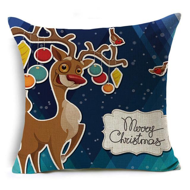 Christmas Ornaments Decoration Pillowcases