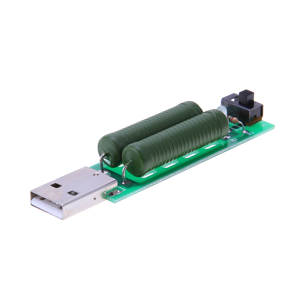 Usb Discharge Load Resistance Power Resistors Mobile Testing Resistor That Allows You To Control And Vary The It Aging Module