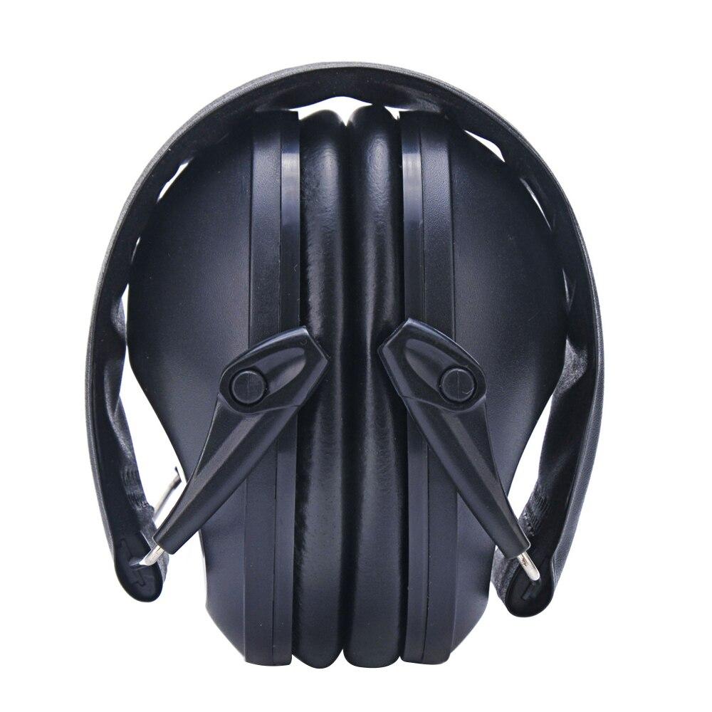 bilder für Vococal Tragbare Outdoor Ohrenschützer Ohrenwärmer Schutz für Jagd Schießen Schalldichte Headset Schutz Ohr Defender Zubehör