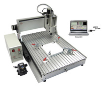 3axis cnc milling 6040 800W spindle PCB engraving machine USB port with cutter collet clamp vise drilling russia tax free mini cnc engraving drilling and milling machine 3axis with cheap price