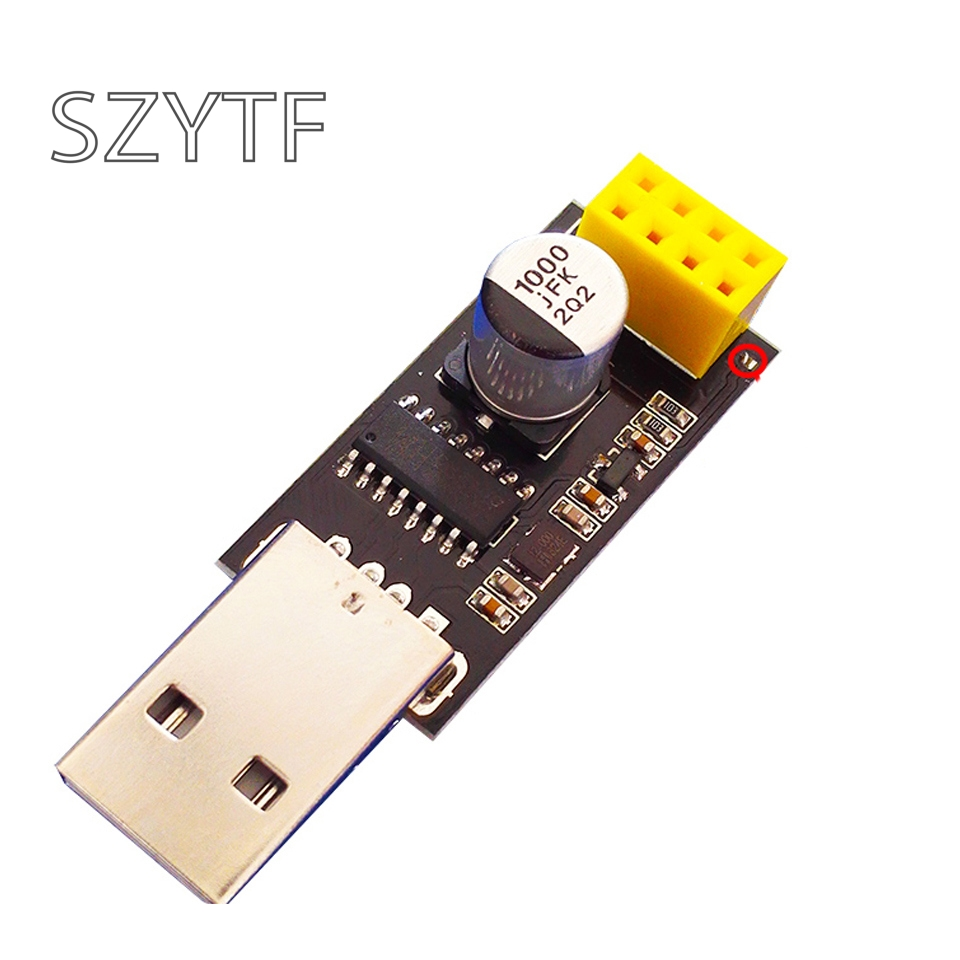 <font><b>ESP8266</b></font> WIFI module <font><b>adapter</b></font> <font><b>board</b></font> USB computer phone WIFI wireless communication microcontroller development image