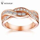 Tocean Rose Gold Col...