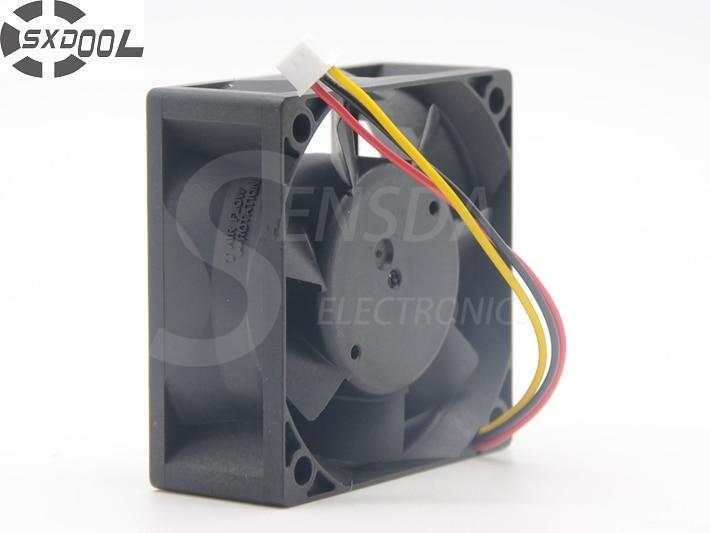 SXDOOL CA1027H10 Melco MMF-06D24ES-FC5 MMF-06D24ES 6025 6cm DC24V 0.1A blower hertz es 250 5 d