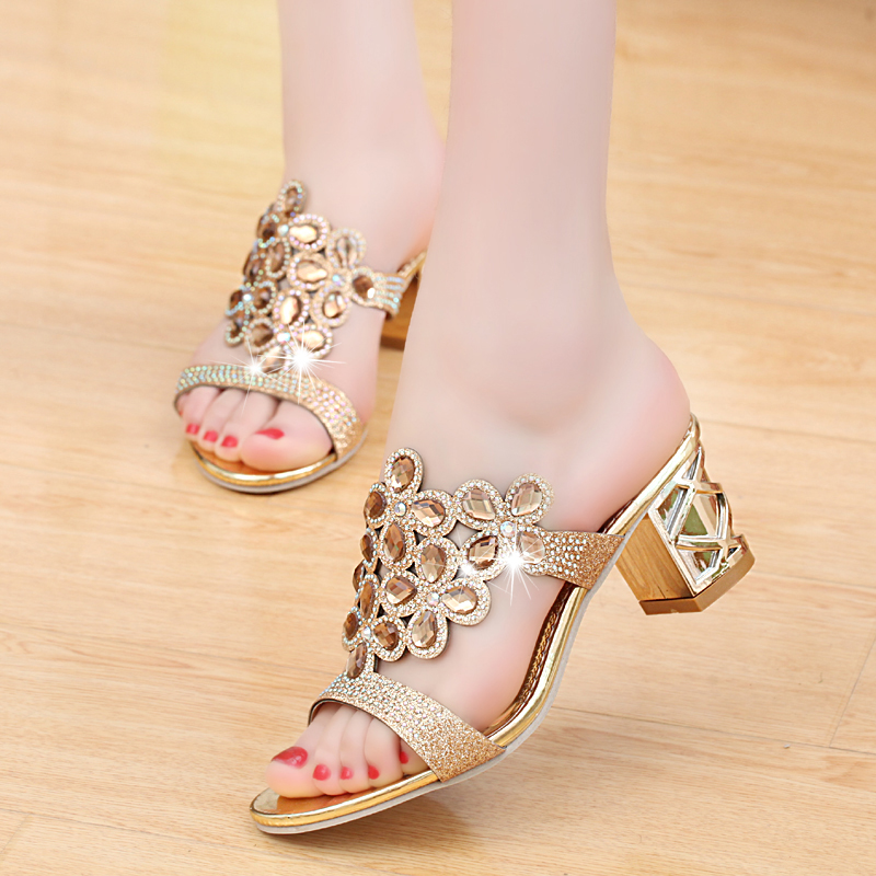 new 2017 fashion women big rhinestone cut outs high heel party sandals - free shipping! New Fashion Women Big Rhinestone Cut Outs High Heel Party Sandals – Free Shipping! HTB1EkqbRVXXXXaxaXXXq6xXFXXXr
