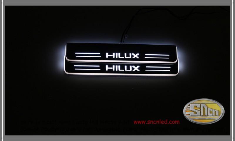 Pedal Hilux Rear -3