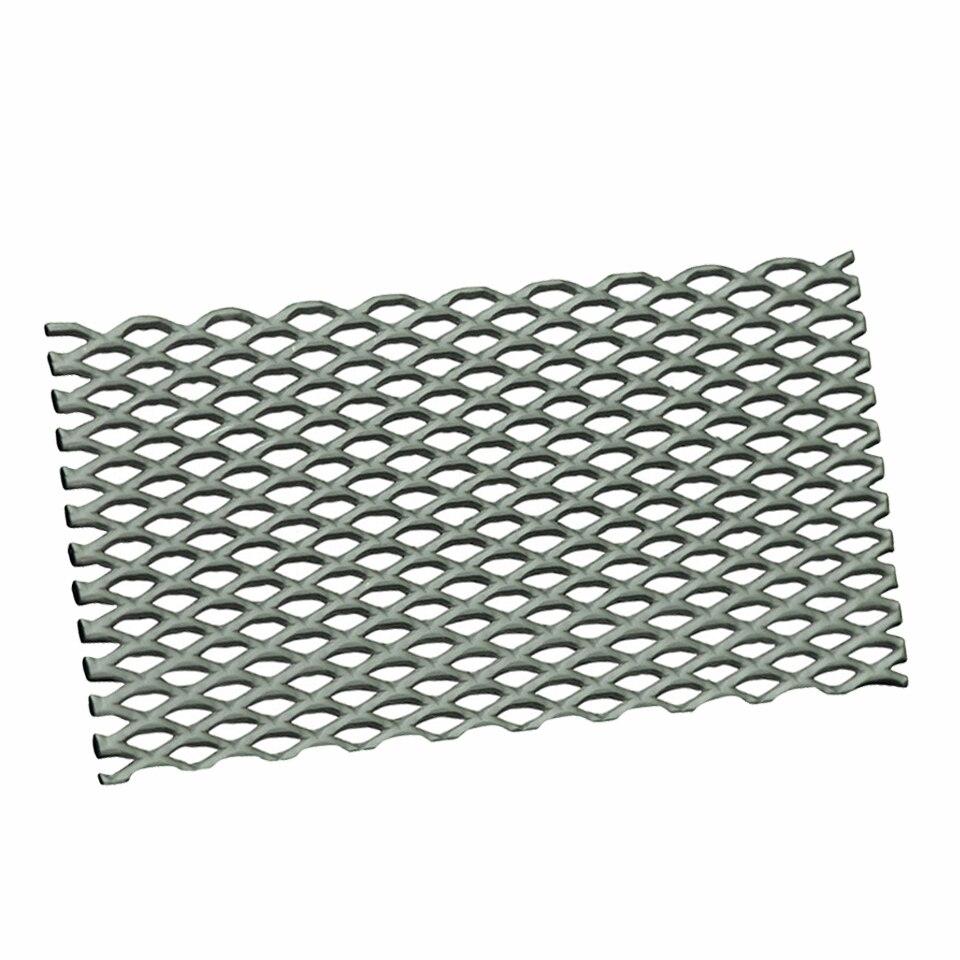 97x58 мм Титан сетки для Обшивки Машины Platinum Титан сетки позолоченные Титан сетки для выпрямителя машина