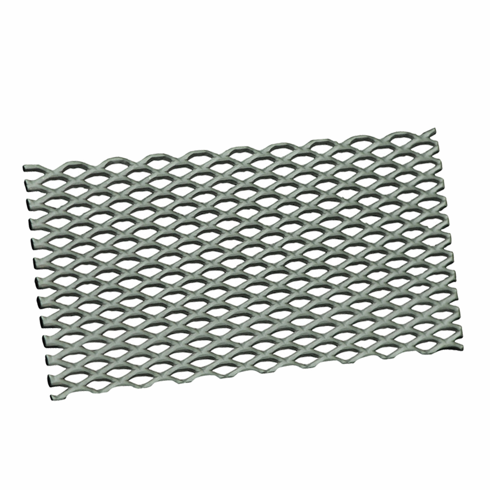 97x58mm Titanium Mesh for Plating Machine Platinum