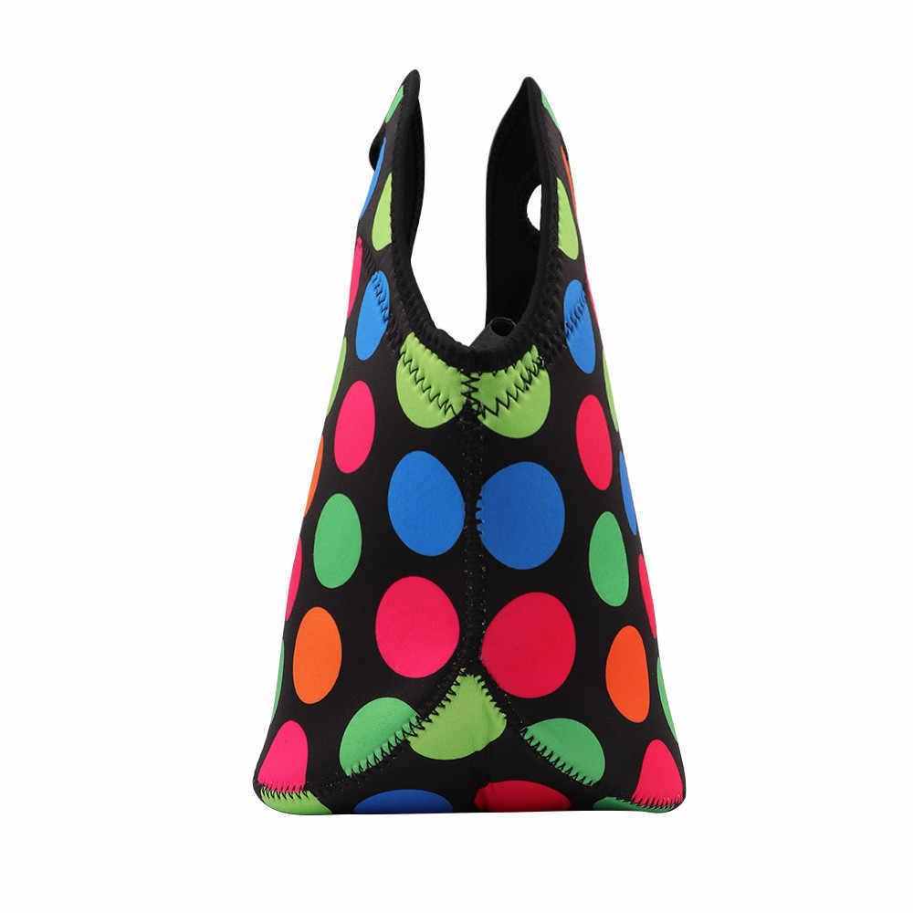 Bolsa de almuerzo de marca de lujo Aelicy para las mujeres, Chico, hombre, bolsa de almuerzo, bolsa de almuerzo con aislamiento, bolsas térmicas para alimentos