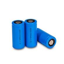 AIMIHUO 3 pcs 32650 3.2 v Bateria De Lítio-Ion Recarregável 5000 mah para Lanterna LED de Emergência Brinquedo de Controle Remoto luz