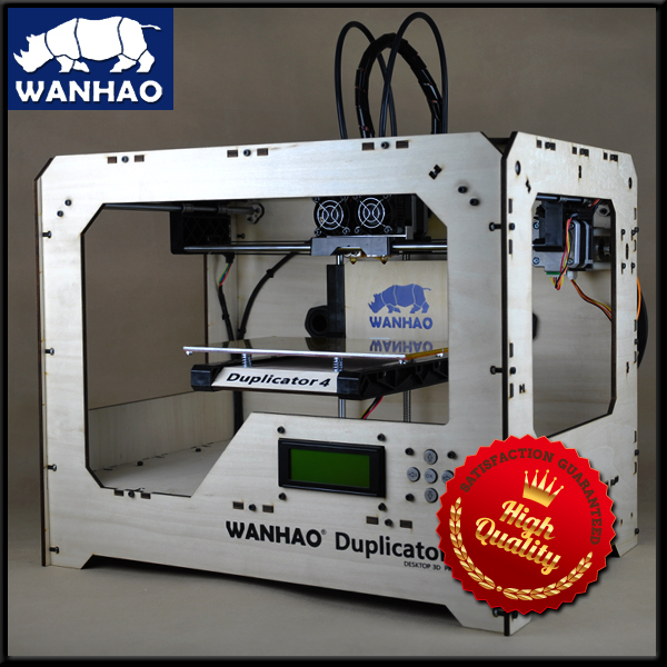 3D Printer with 22 15 15cm printing area ABS PLA extrusion machine 3d flatbed printer