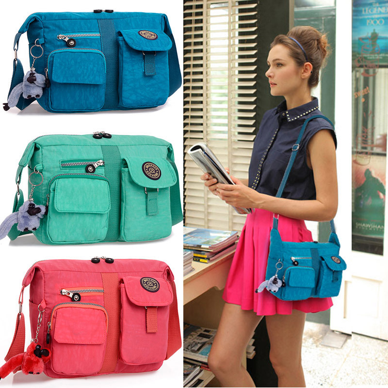 Online Shop Colorful high quality waterproof nylon canvas single ...