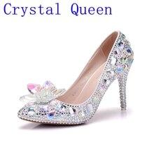 Kaca Kristal Sepatu Pengantin