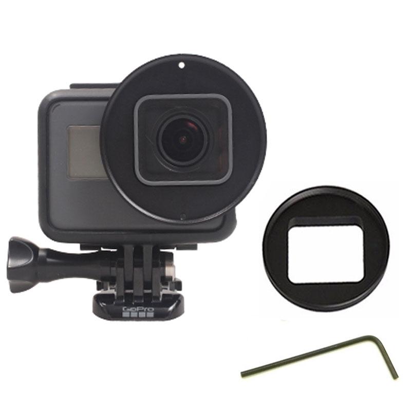 Anillo adaptador de filtro GoPro Hero 5 52mm