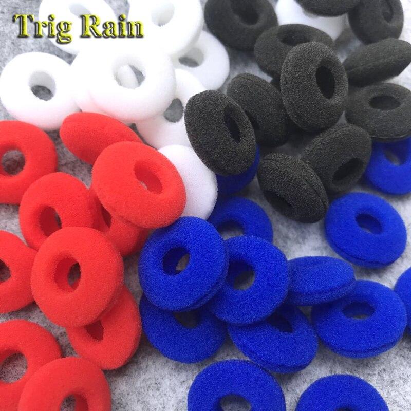 Dount Foam Ear Pads For Earphones Sponge Bluetooth Earphone Replacement Headphones Earpads Headphone Covers Eartips 10pairs