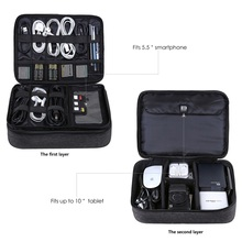 Travel Electronic Accessories Bag