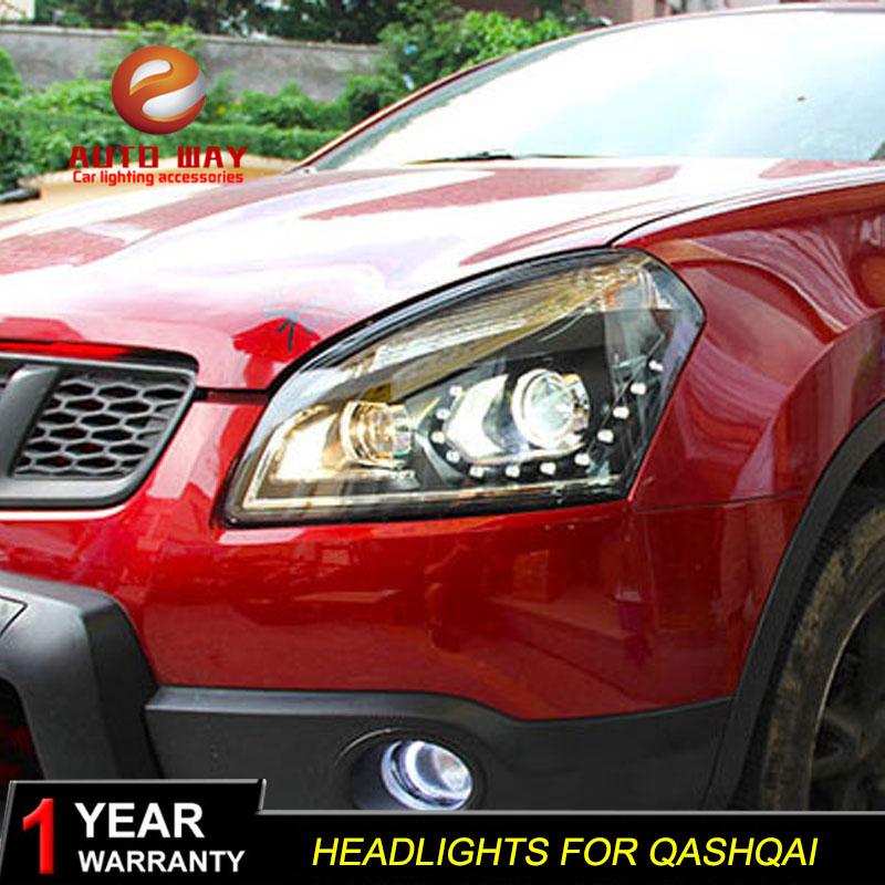 Nissan Qashqai fənərləri üçün avtomobil dizaynı üçün işıq - Avtomobil işıqları - Fotoqrafiya 2
