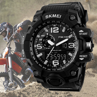 Big Dial SKMEI 1155 Digital Watches S SHOCK Military Army Men Watch Water Resistant Date Calendar