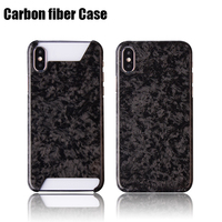Top Quality New Pattern Super Sport Car Accessories Carbon Fiber Cover For iPhone8 7 7Plus Carbon Fiber Phone Cases For iPhoneX