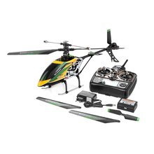 V912 RC Drone Sky Dancer Aircraft 2.4GHz RTF Airplane 4 Channel Single Blade RC Drone With Head Lamp Light RC Quadcopter Model