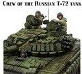 1/35 масштаб современные русские армии чеченская война бак солдат смола модель бесплатная доставка