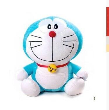Movie & TV Doraemon plush toy 30cm classic design happy doraemon doll gift w2274