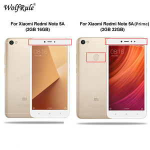 Image 3 - 2Pcs Glass For Xiaomi Redmi Note 5A Prime 5 6 Pro Redmi 6A 5A 5 Plus 4X S2 Screen Protector Tempered Glass Full Cover Phone Film