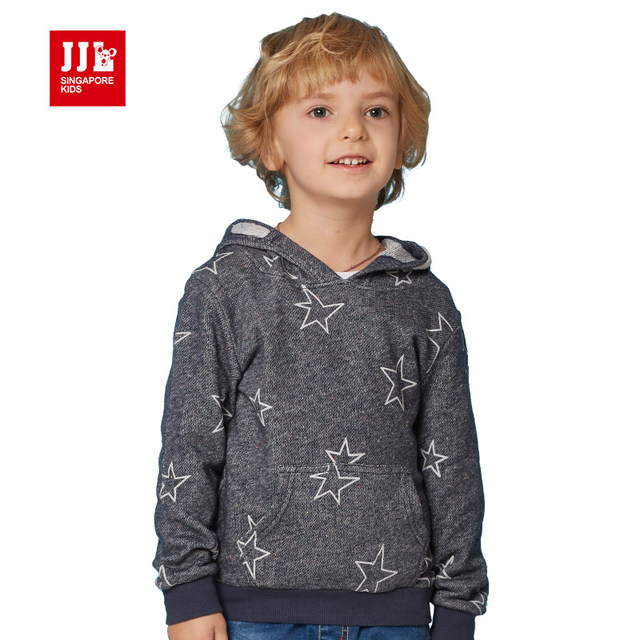 new star baby boys hoodies & sweatershirt boys t shirt kids cothes 2016 brand hoodies for boys pullover hoodies coat size 4-15y